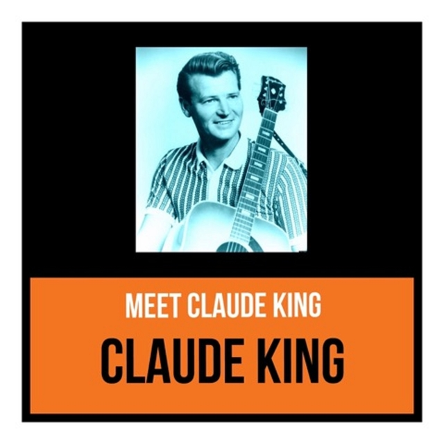 Couverture de Meet Claude King