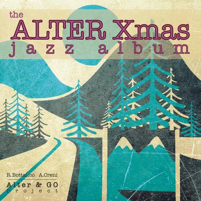 The Alter Xmas Jazz Album