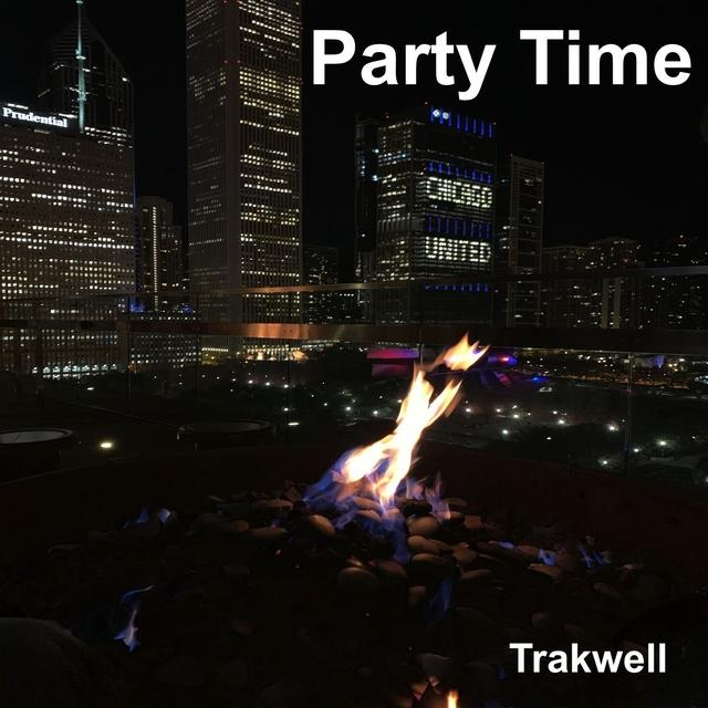 Couverture de Party Time