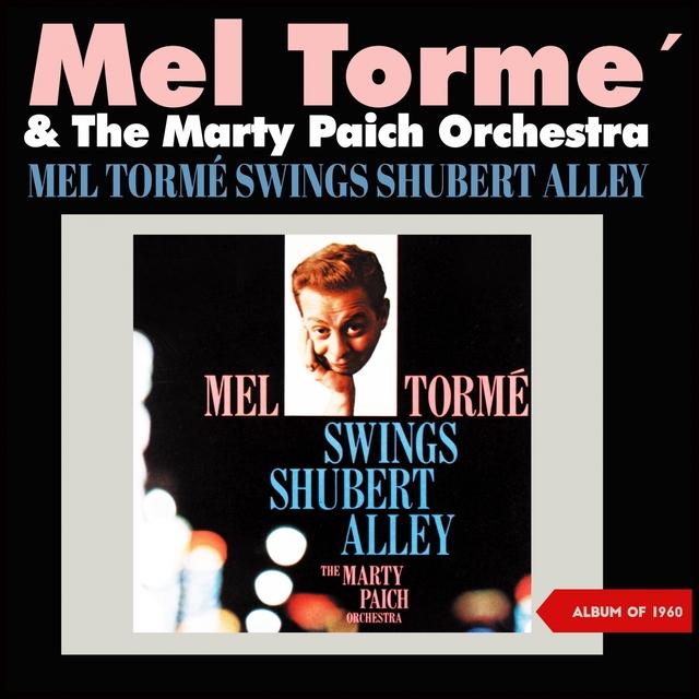 Couverture de Mel Tormé Swings Shubert Alley