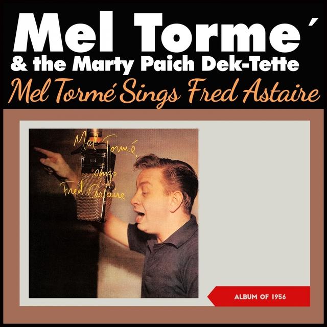 Couverture de Mel Tormé Sings Fred Astaire