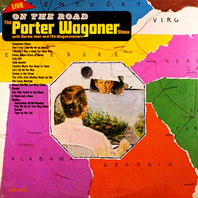 On The Road-The Porter Wagoner Show With Norma Jean And The Wagonmasters