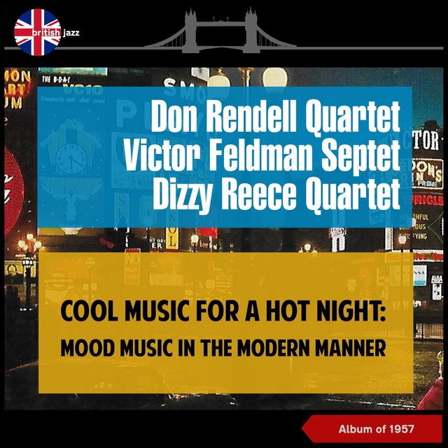 Cool Music for a Hot Night: Mood Music in the Modern Manner