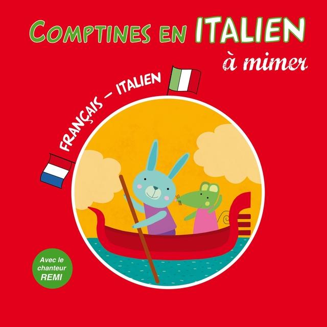 Comptines en italien à mimer