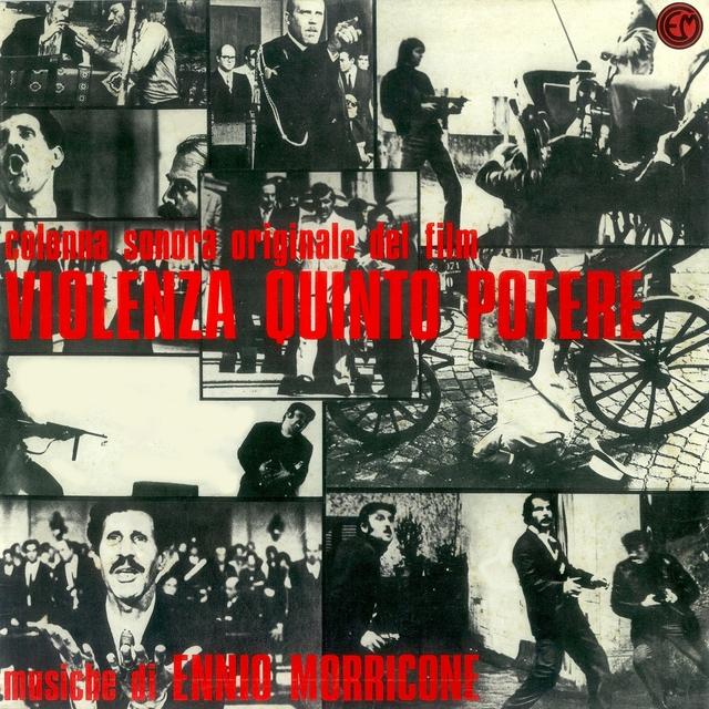 Violenza Quinto Potere (Original Soundtrack)