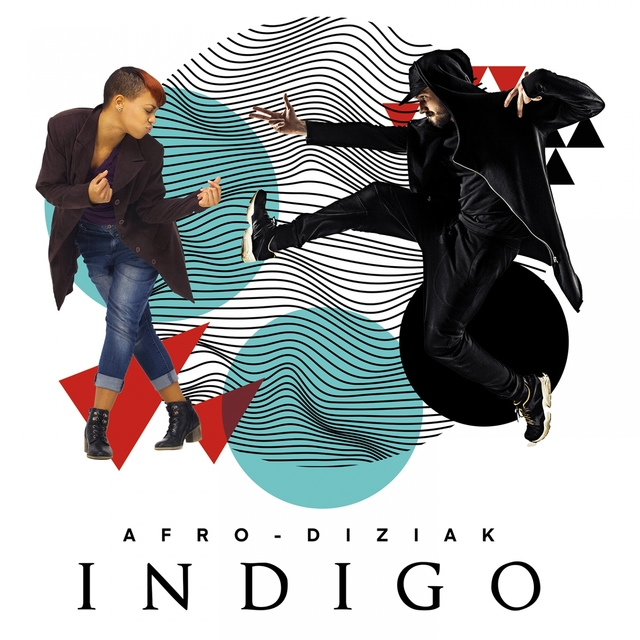 Couverture de Afro-diziak