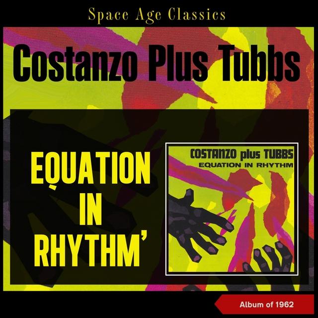Couverture de Equation in Rhythm