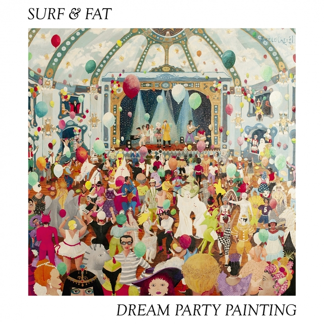 Dream Party Painting