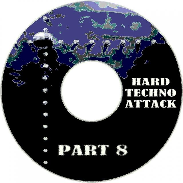Hard Techno Attack, Pt. 8