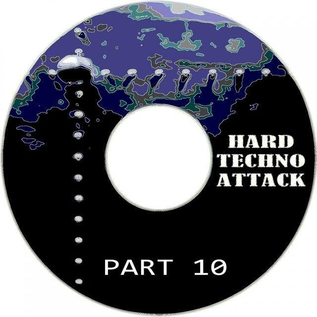Hard Techno Attack, Pt. 10