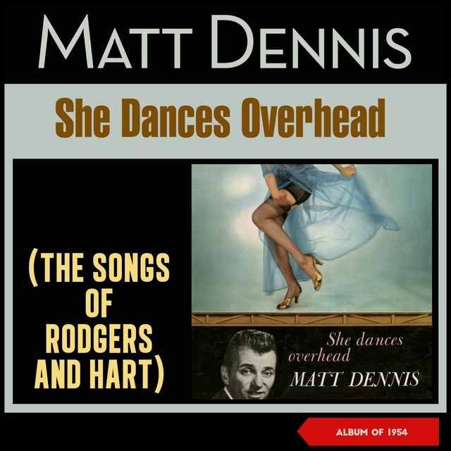 She Dances Overhead - The Songs of Rodgers and Hart