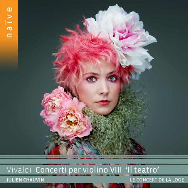 Couverture de Violin Concerto