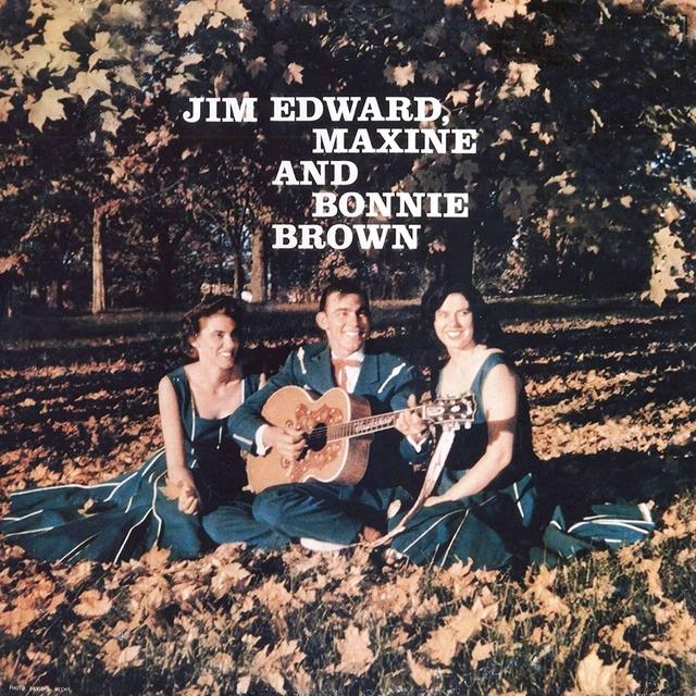 Couverture de Jim Edward, Maxine & Bonnie Brown