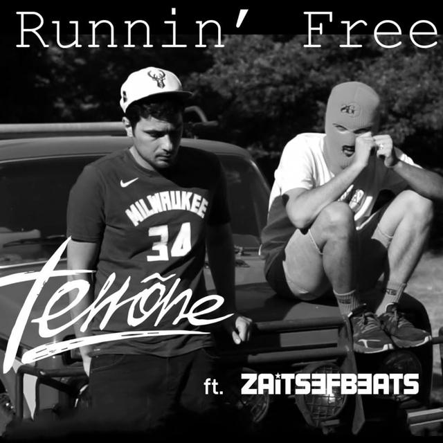 Couverture de Runnin' Free