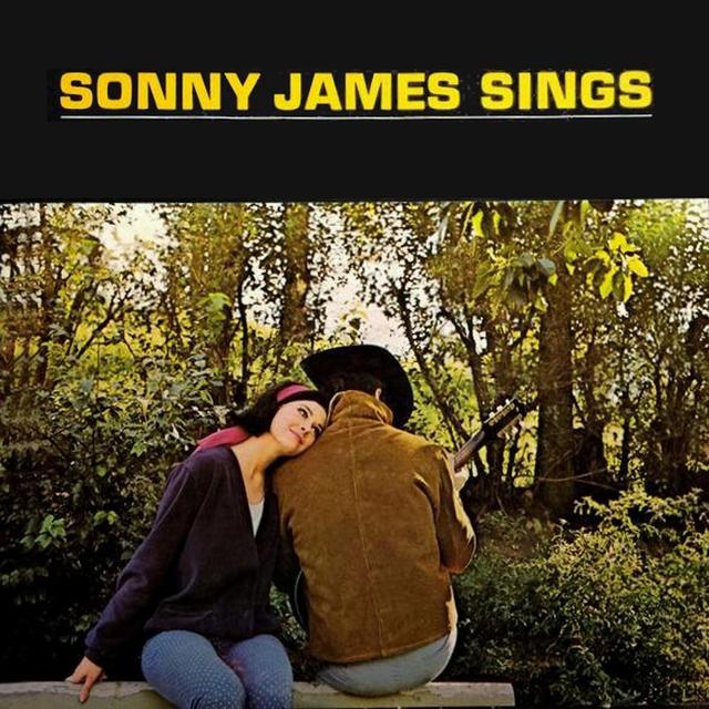 Couverture de Sonny James Sings