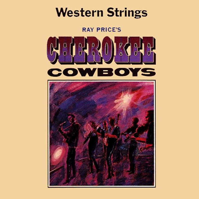 Couverture de Western Strings