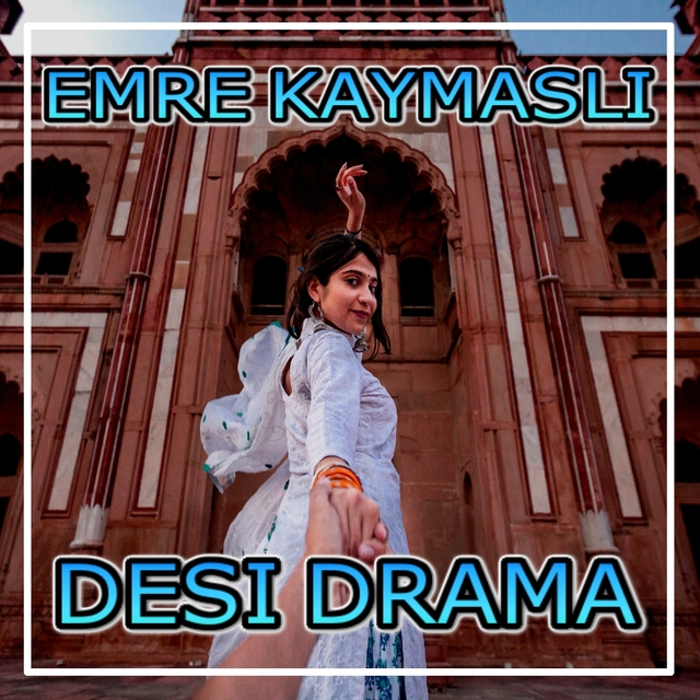 Couverture de Desi Drama