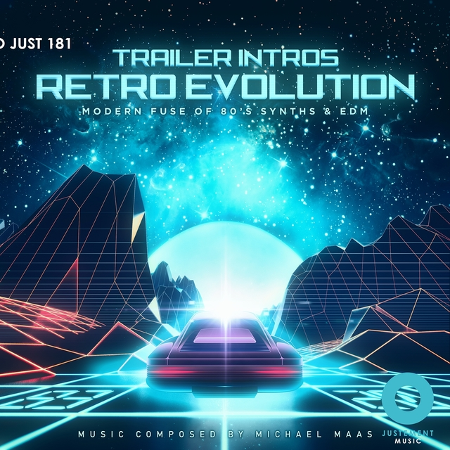 Couverture de Trailer Intros Retro Evolution