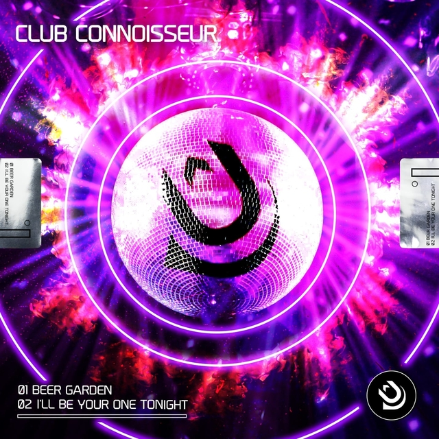 Club Connoisseur - Beer Garden / I'll Be Your One Tonight