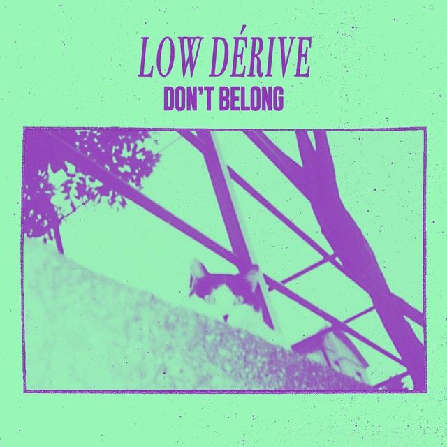 Couverture de Don't Belong
