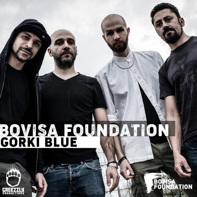 Gorki Blue