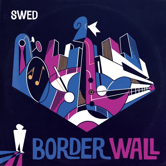 Couverture de Border Wall