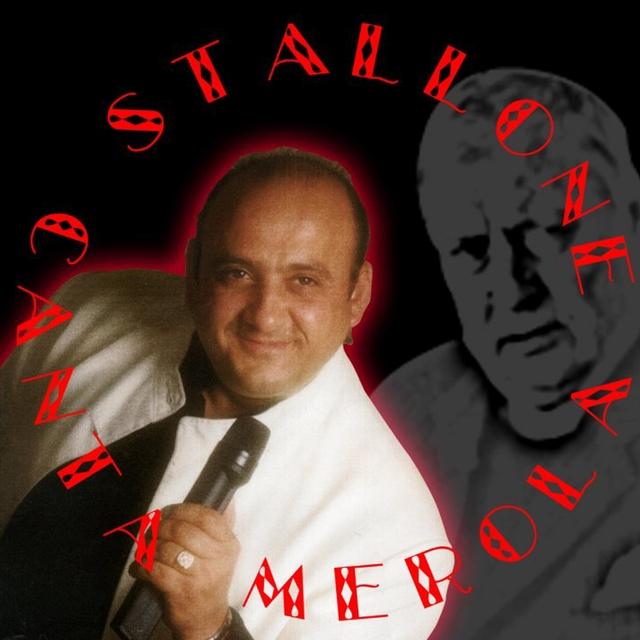 Couverture de Roberto stallone...Canta merola