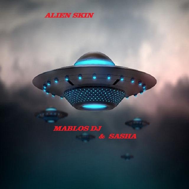 Couverture de alien skin
