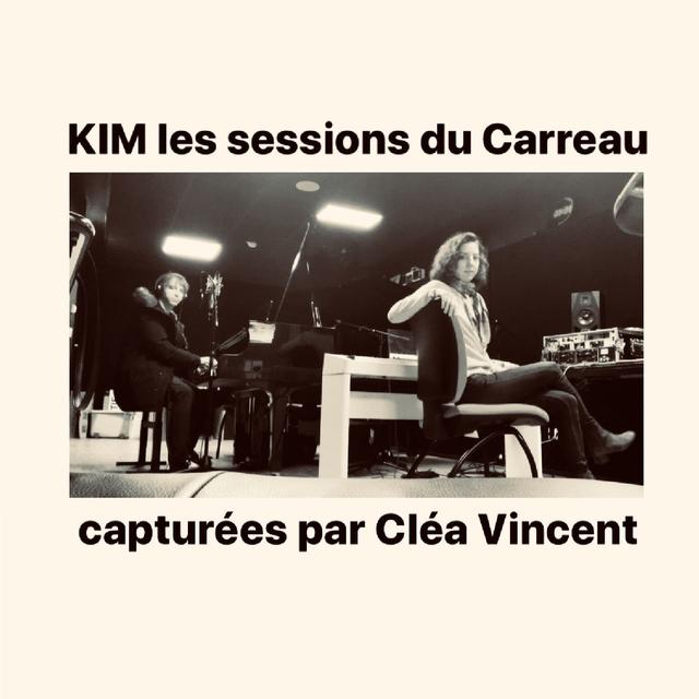 Couverture de Les sessions du carreau capturées par Cléa Vincent