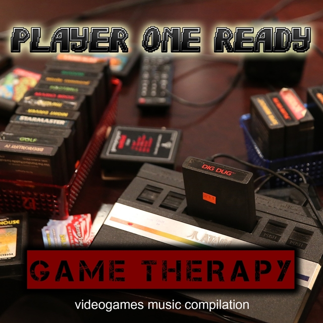 Couverture de Game therapy