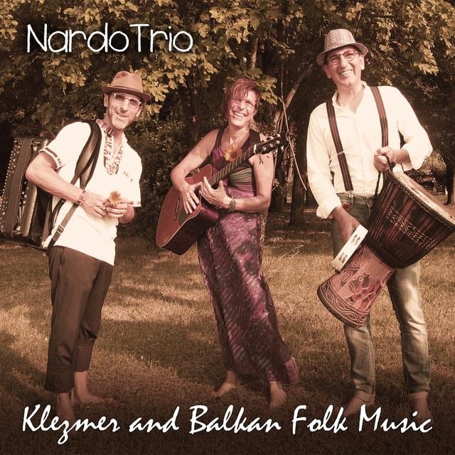 Couverture de Klezmer and Balkan Folk Music