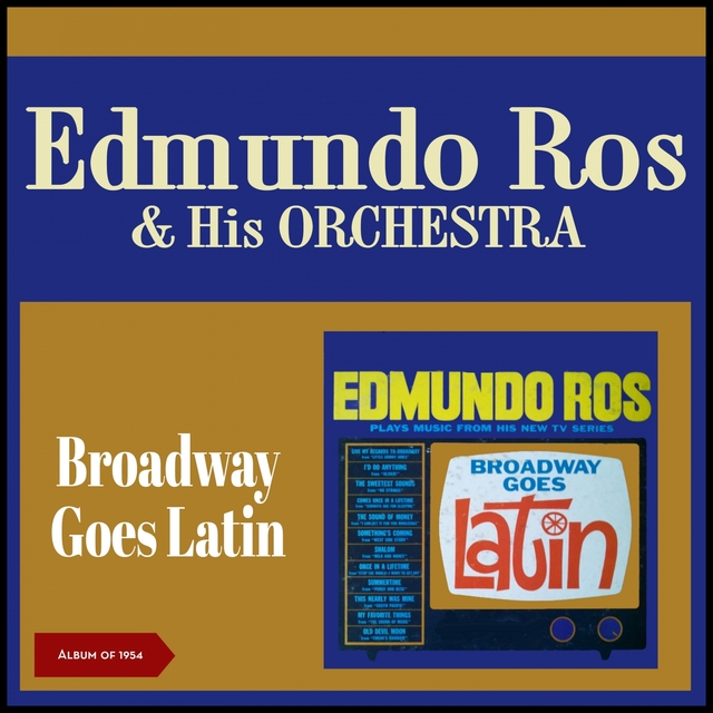 Broadway Goes Latin