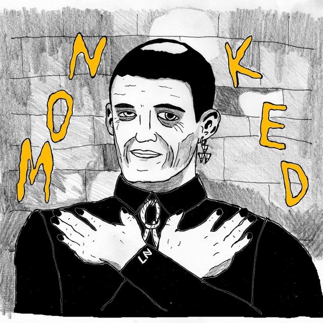 Couverture de Monked