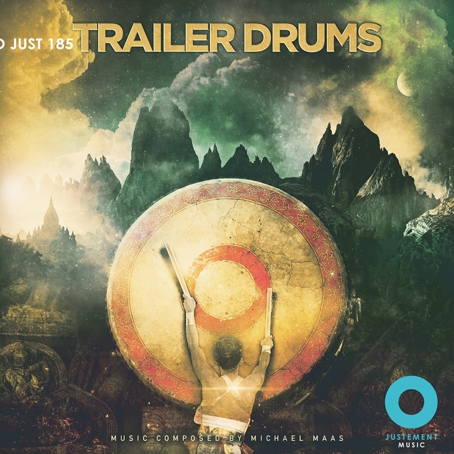 Couverture de Trailer Drums