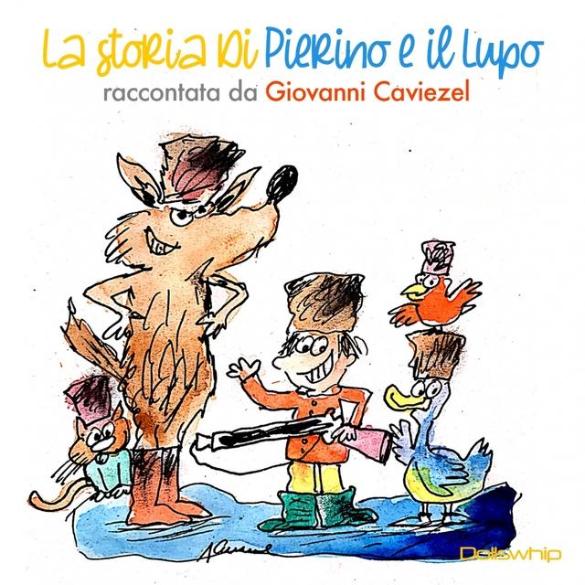 Pierino e il lupo raccontata da Giovanni Caviezel