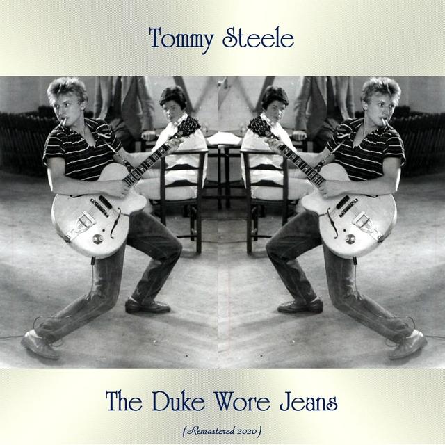 Couverture de The Duke Wore Jeans