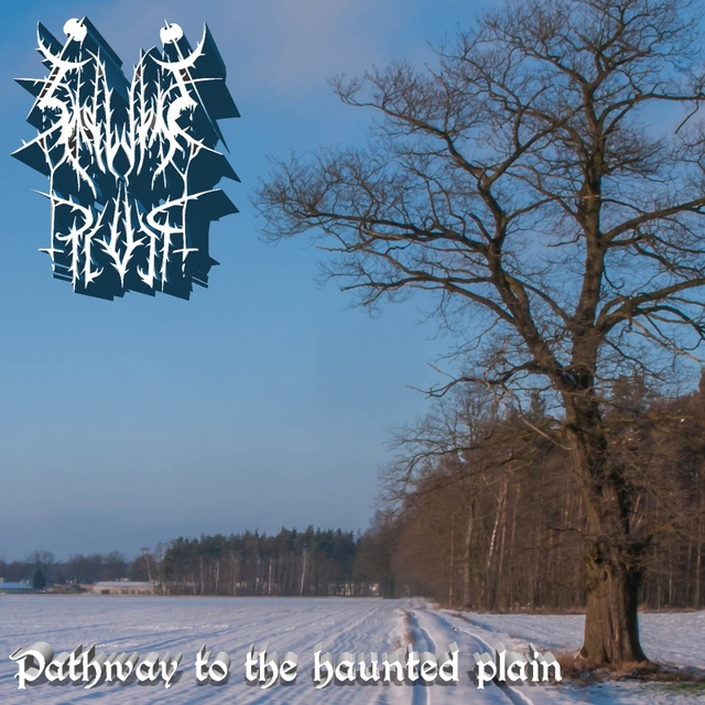 Pathway to the haunted plain