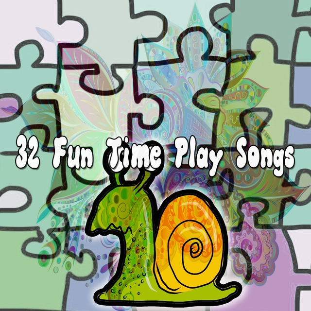 32 Fun Time Play Songs