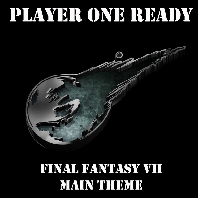 Couverture de Final Fantasy 7