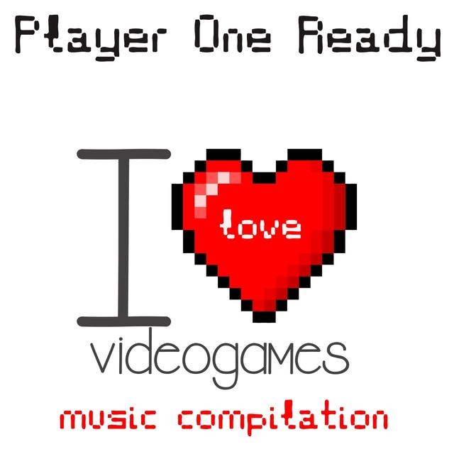 Couverture de I love videogames