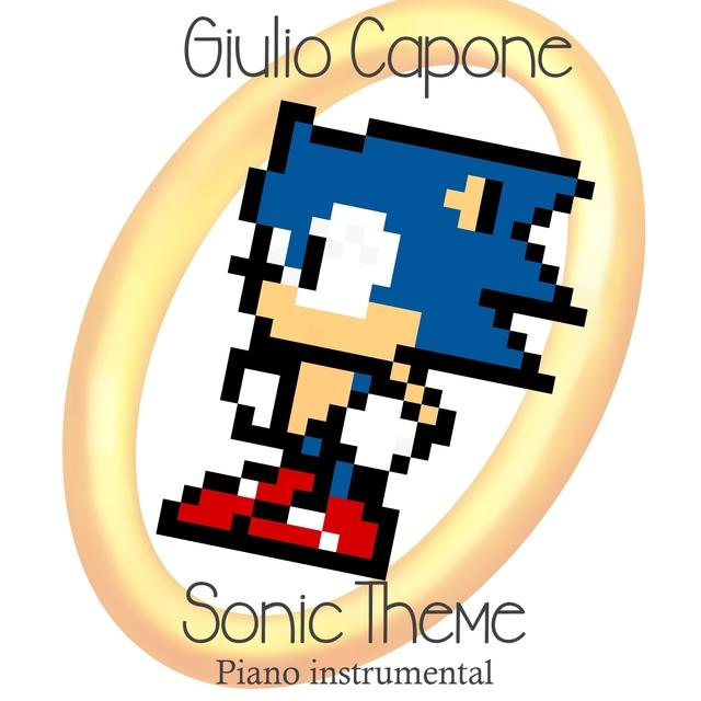 Couverture de Sonic theme