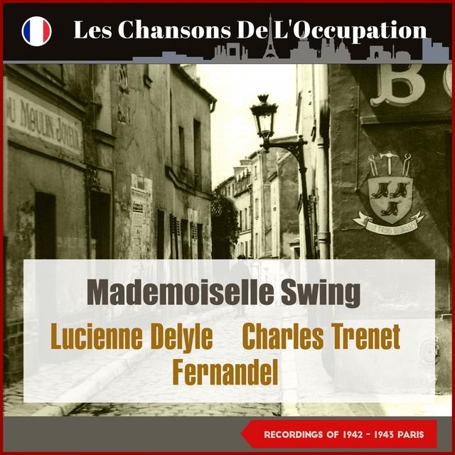 Couverture de Mademoiselle swing