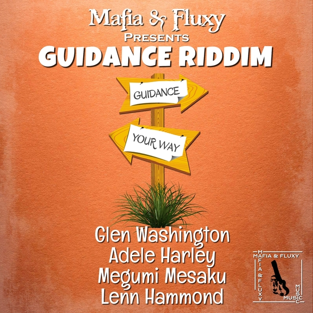 Couverture de Guidance Riddim