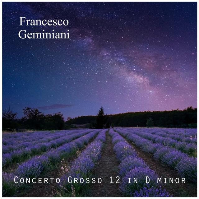 Concerto Grosso 12 in D minor