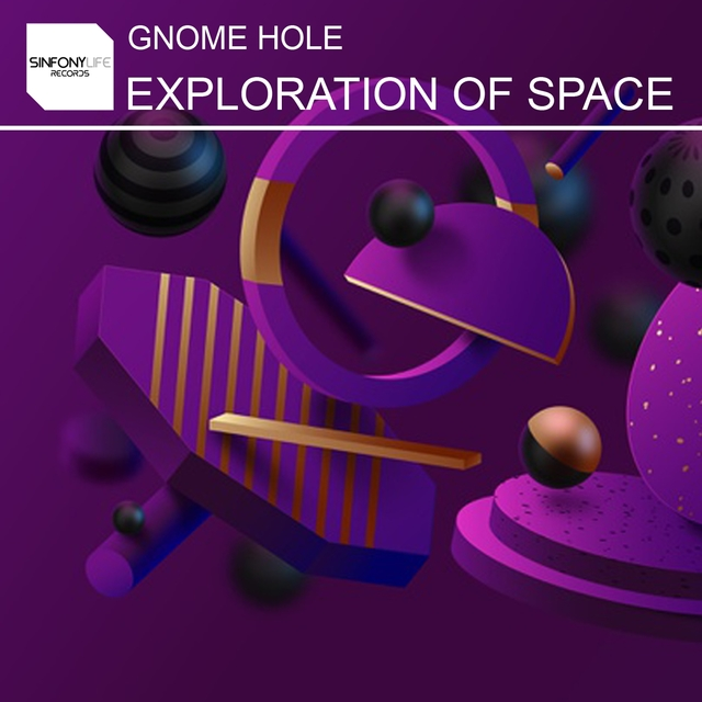 Couverture de Exploration of space