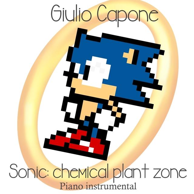 Couverture de Sonic: Chemical Plant Zone