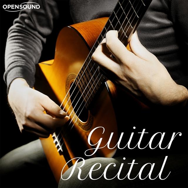 Couverture de Guitar Recital