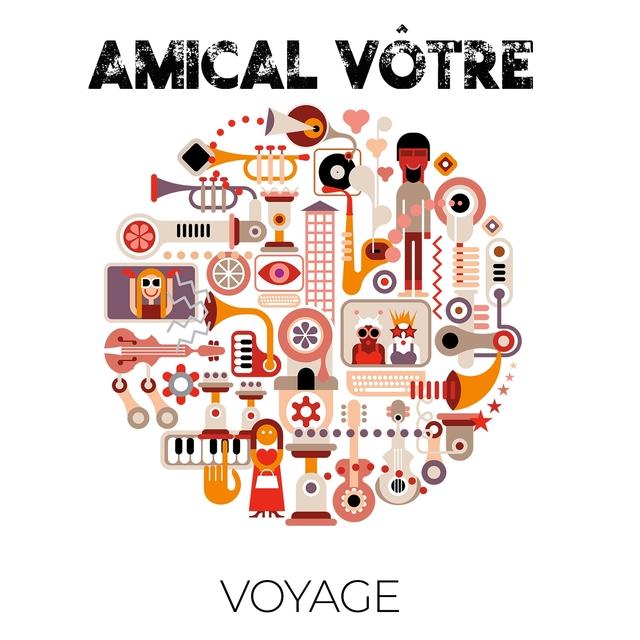 Couverture de Voyage