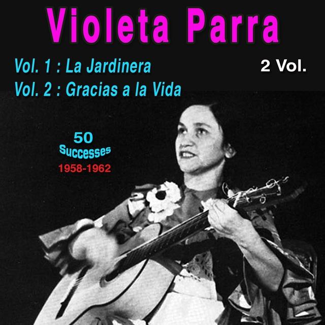 Violeta Parra (2 Vol.)
