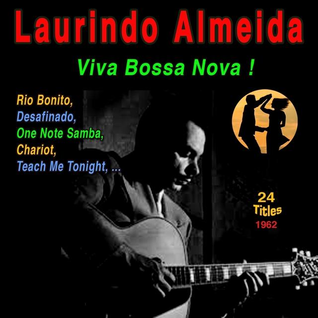 Couverture de Laurindo Almeida - 1962 - Viva Bossa Nova !
